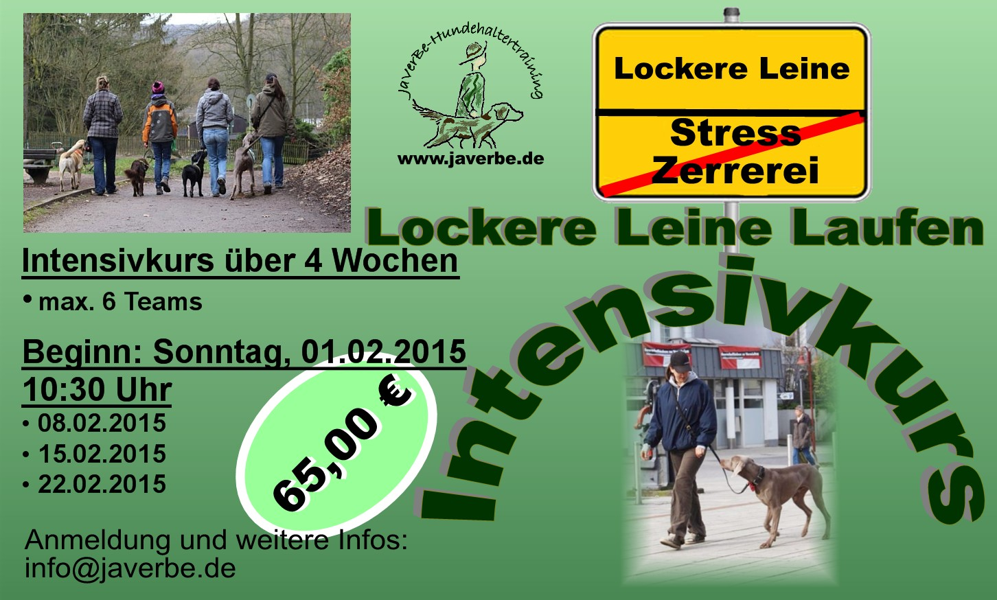 lockereleinekurs